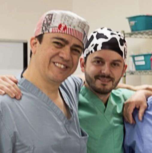 Dr. Carlos Reck und DDr. Wilfried Krois